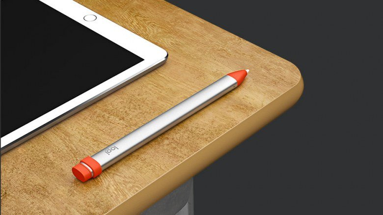 Logitech Crayon — альтернатива Apple Pencil по цене $49