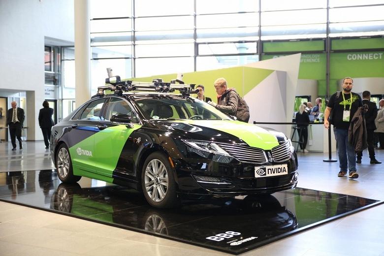 Nvidia тоже временно прекратила испытания беспилотных машин на дорогах общего пользования - 1