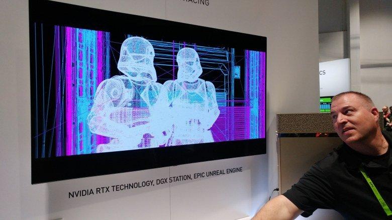 Анонсирована поддержка технологии Nvidia RTX в более чем двух десятках приложений профессиональной графики