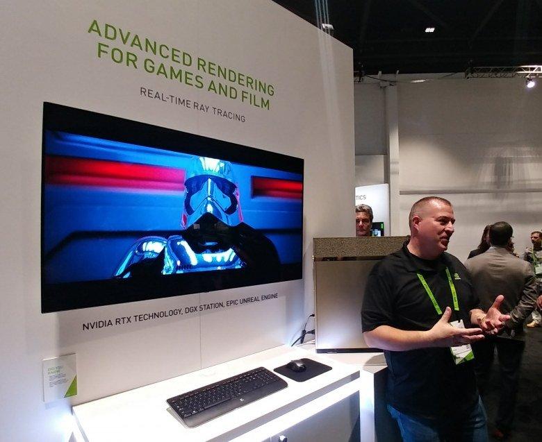 Анонсирована поддержка технологии Nvidia RTX в более чем двух десятках приложений профессиональной графики - 1