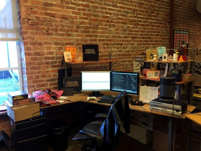 Где создаются миры: рабочие места 22 разработчиков игр - 19