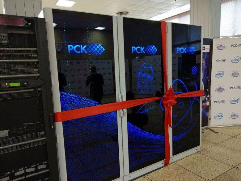 Суперкомпьютер имени Н.Н. Говоруна представлен в ОИЯИ в Дубне