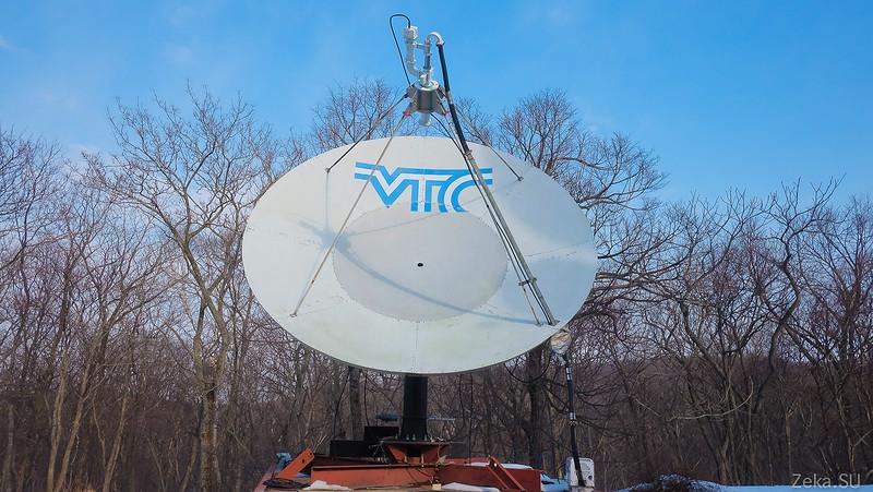 VTC — Центр спутниковой связи (Владивосток) - 16