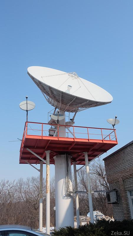 VTC — Центр спутниковой связи (Владивосток) - 18