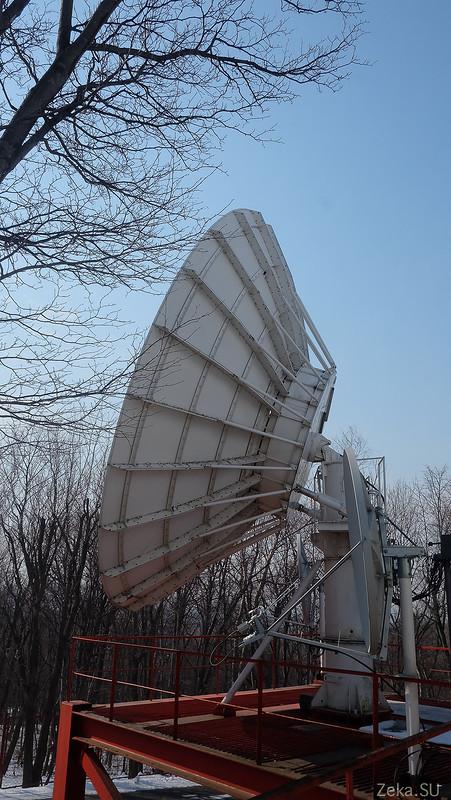VTC — Центр спутниковой связи (Владивосток) - 47