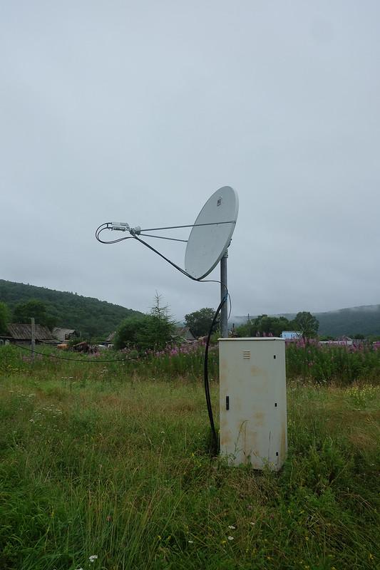 VTC — Центр спутниковой связи (Владивосток) - 6