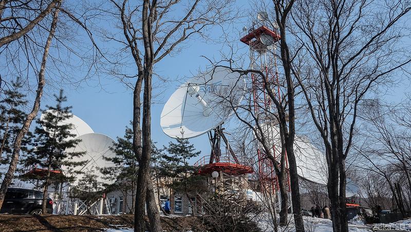 VTC — Центр спутниковой связи (Владивосток) - 1