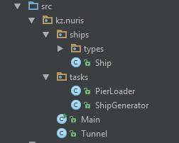Многопоточность на корабликах - 3