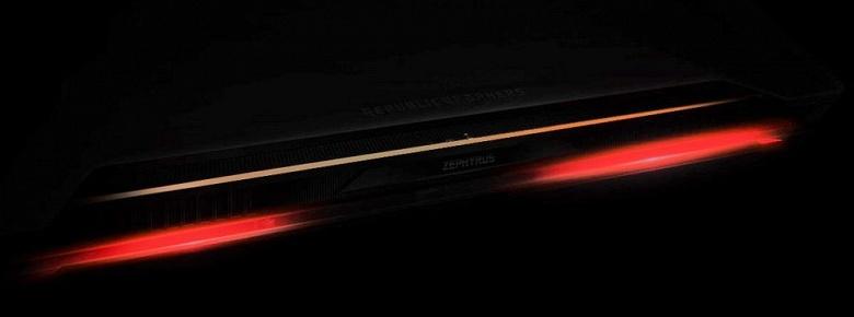 Новая версия ноутбука Asus ROG Zephyrus получит шестиядерный CPU Intel - 1