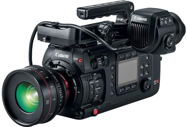 Ожидается, что продажи Canon EOS C700 FF начнутся в июле по цене 33 000 долларов