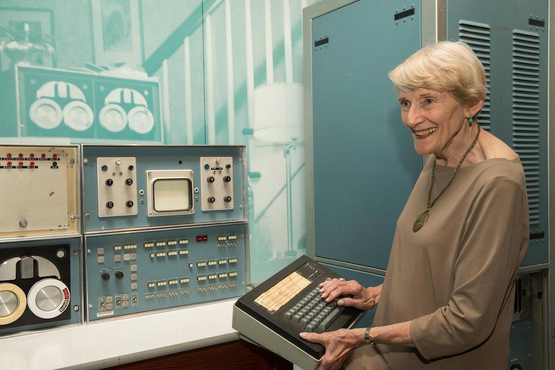 Выдающиеся женщины в мире компьютерных технологий. Часть II - 18