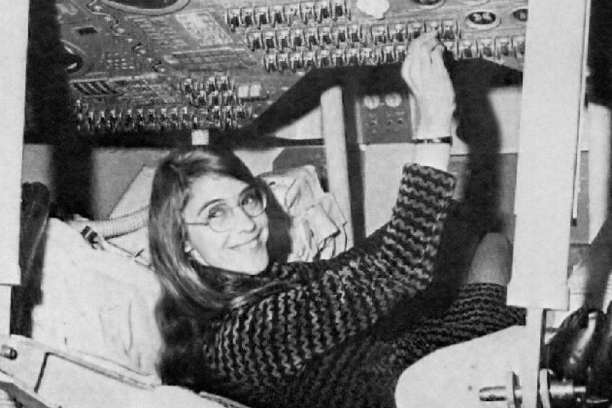 Выдающиеся женщины в мире компьютерных технологий. Часть II - 7
