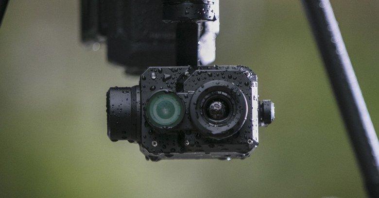 DJI представила Zenmuse XT2 — камеру с тепловизором для дронов