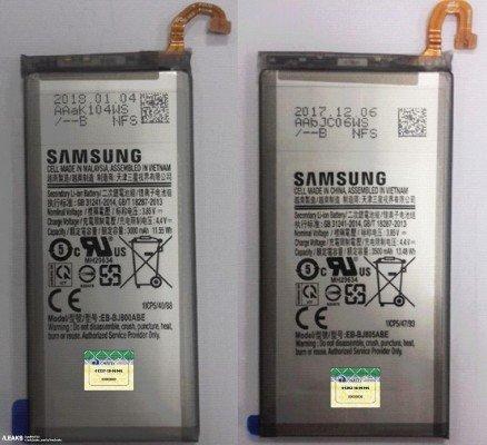 Автономность смартфонов Samsung Galaxy J8 и J8+, вероятно, будет чуть хуже, чем у предшественников - 1