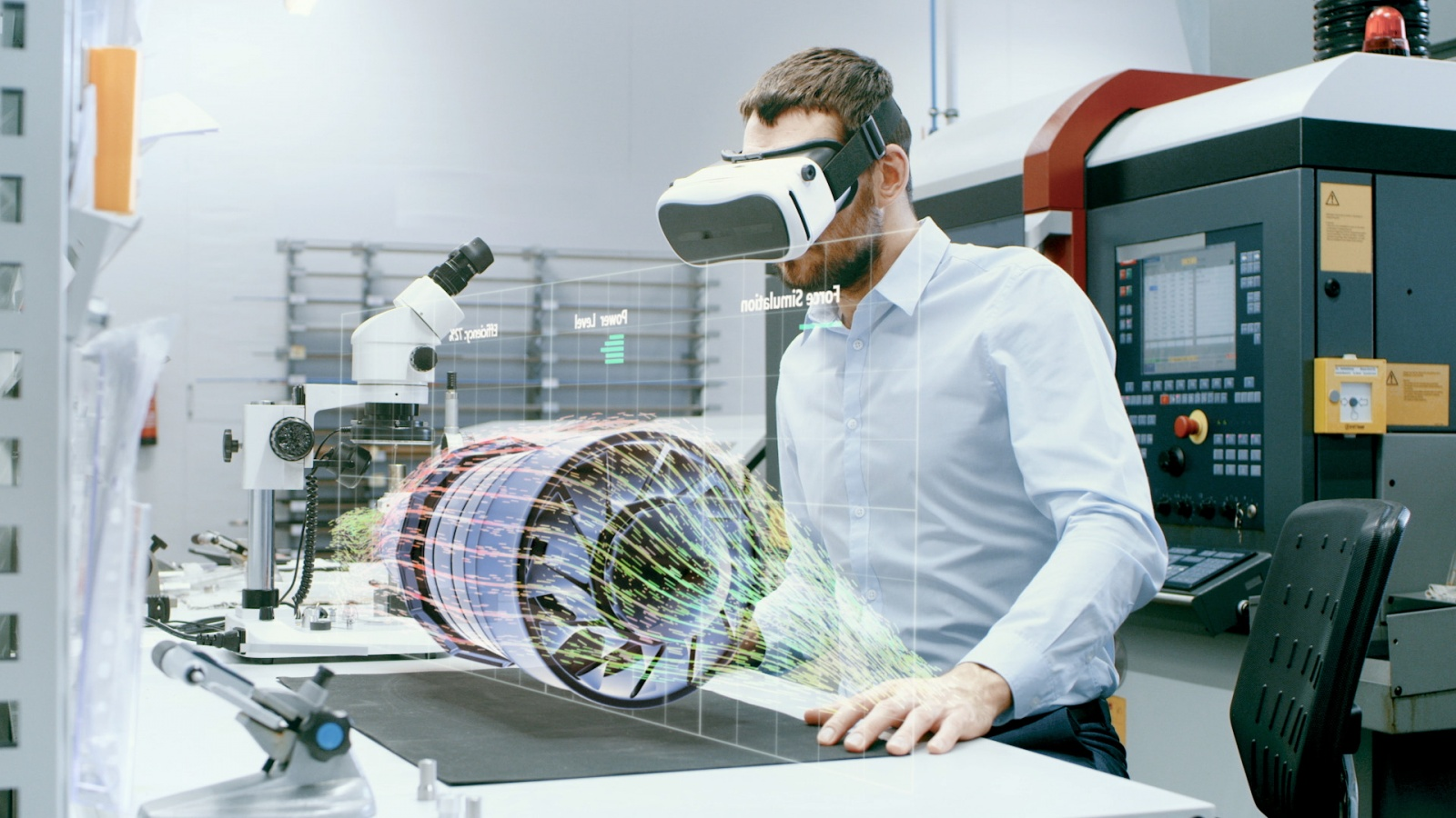 Будущее технологий: AR-VR в проектировании и дизайне - 2