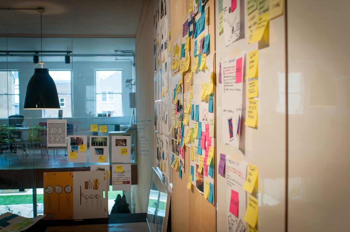 Что делать, если нужно создать инновационный продукт в традиционной компании? - 1
