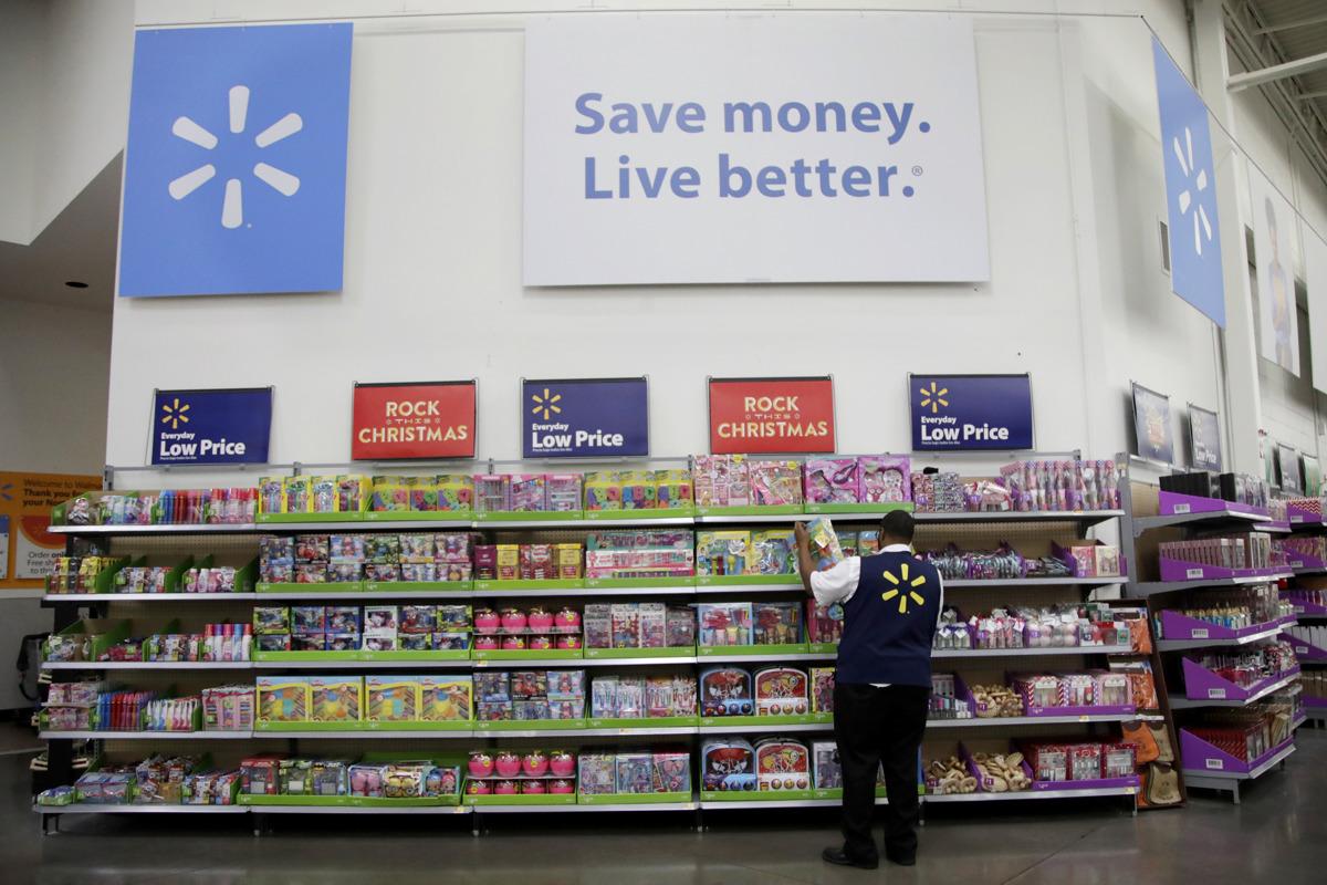 Как Walmart видит супермаркет будущего - 3