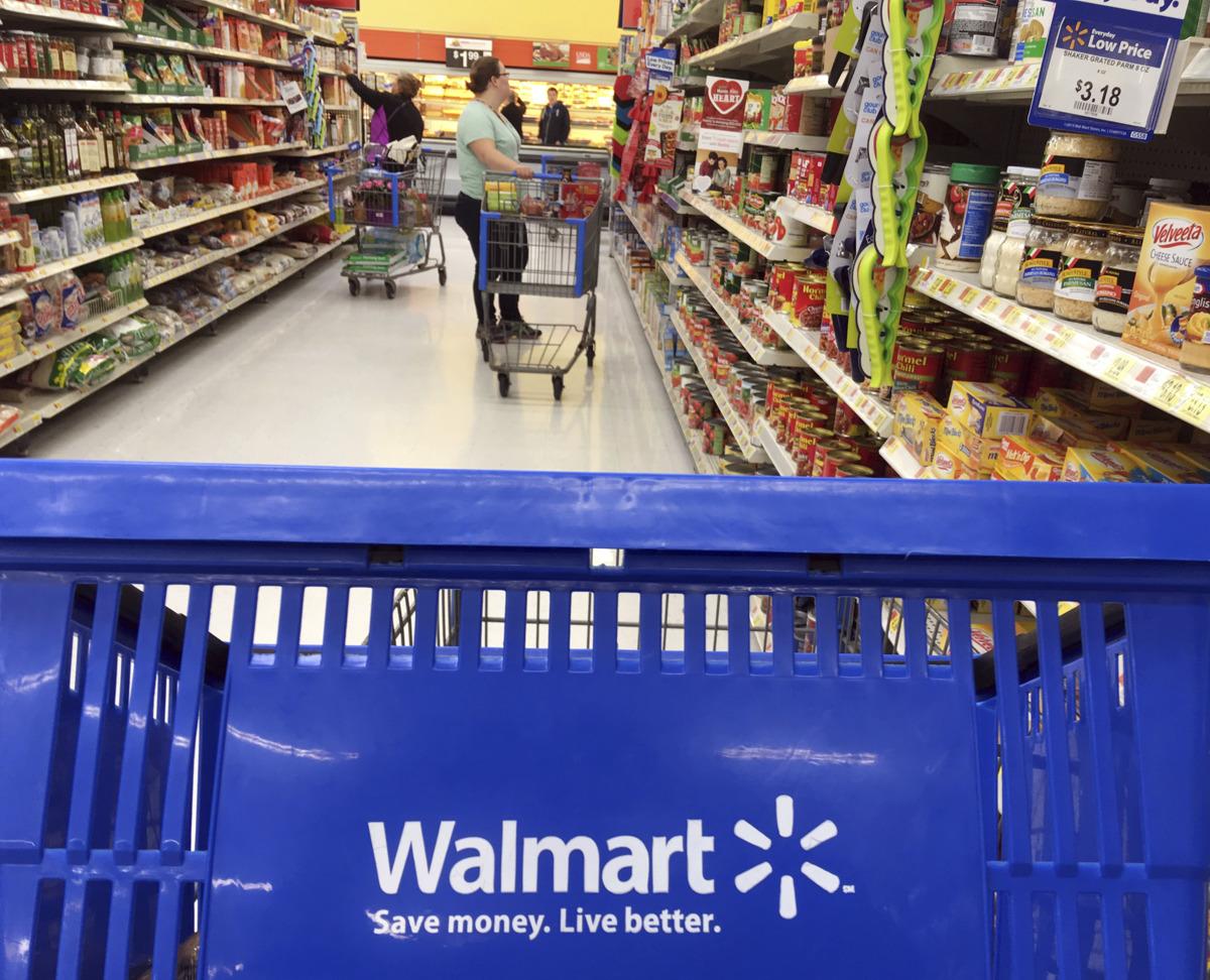 Как Walmart видит супермаркет будущего - 1
