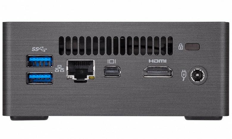 Новые мини-ПК Gigabyte Brix S основаны на процессорах Intel Gemini Lake - 2