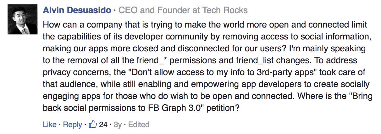 Почему практически всё, что сообщали о «взломе» Facebook, неправда - 2