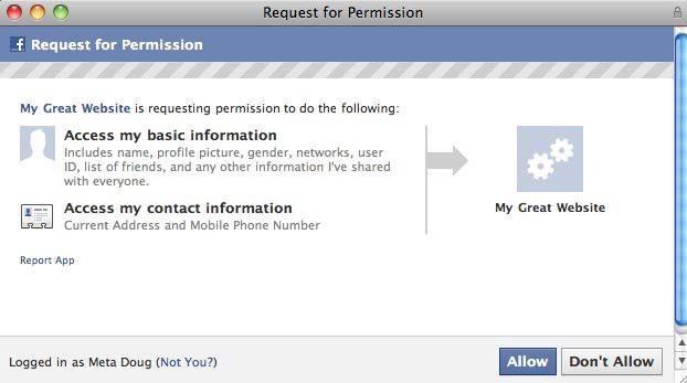 Почему практически всё, что сообщали о «взломе» Facebook, неправда - 1