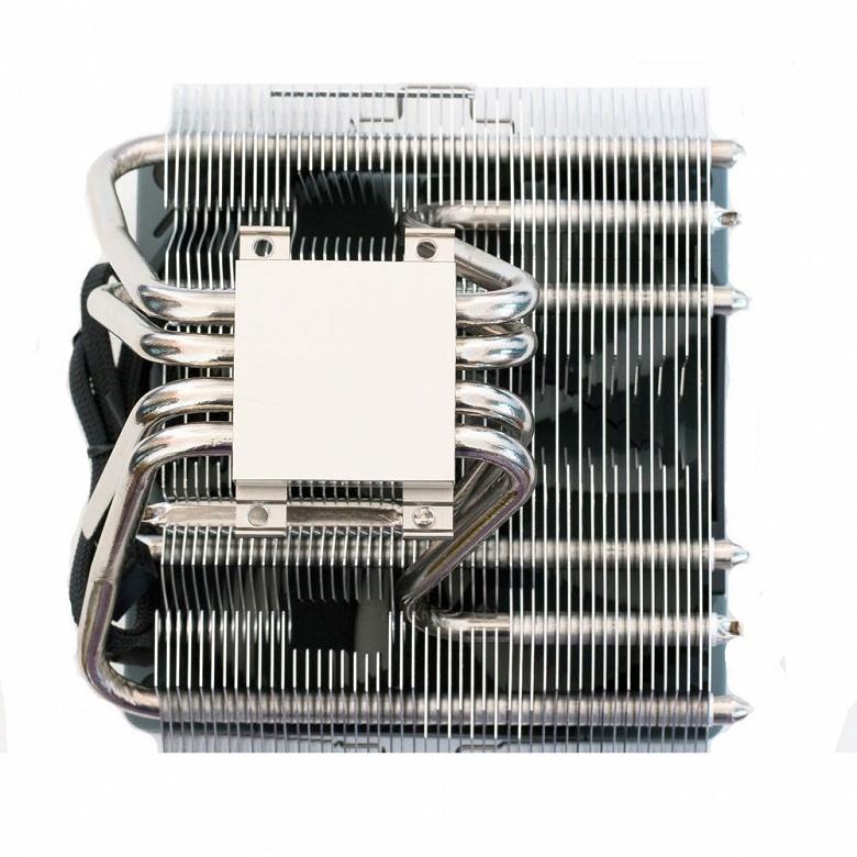 Процессорный охладитель Scythe Choten оценивается всего в 30 долларов - 2