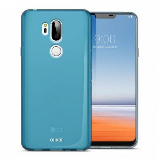 Производитель чехлов Olixar опубликовал изображения смартфона LG G7