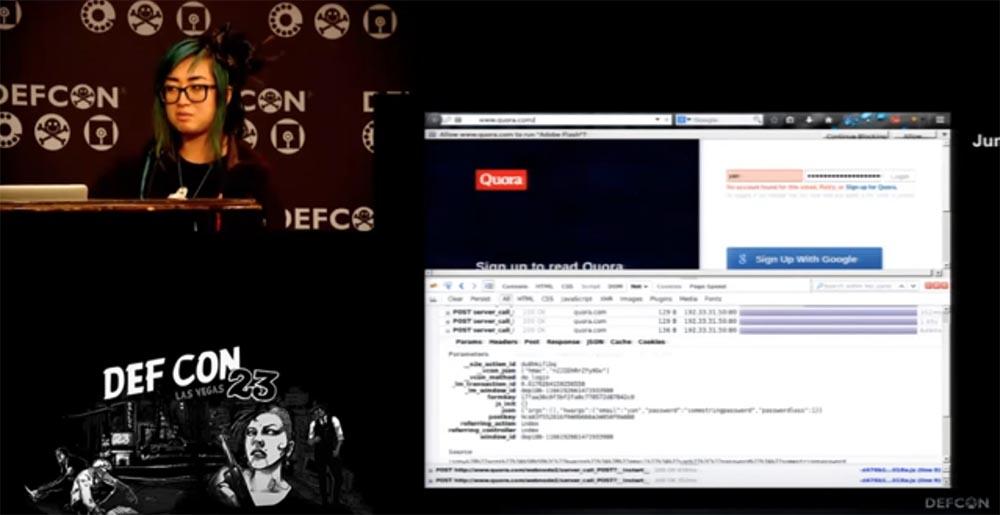 DEFCON 23. «Let'sEncrypt: чеканка бесплатных сертификатов шифрования для Интернет». Ян Жу, Питер Эккерсли, Джеймс Кастен - 1