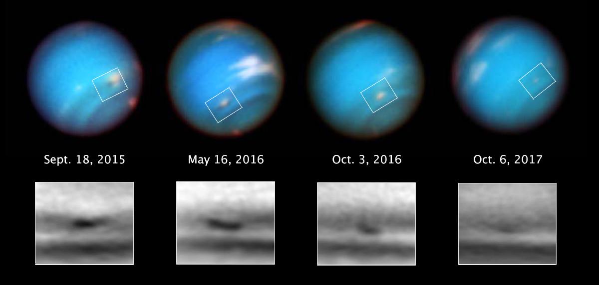 Гигантские пятна гигантских планет - 11
