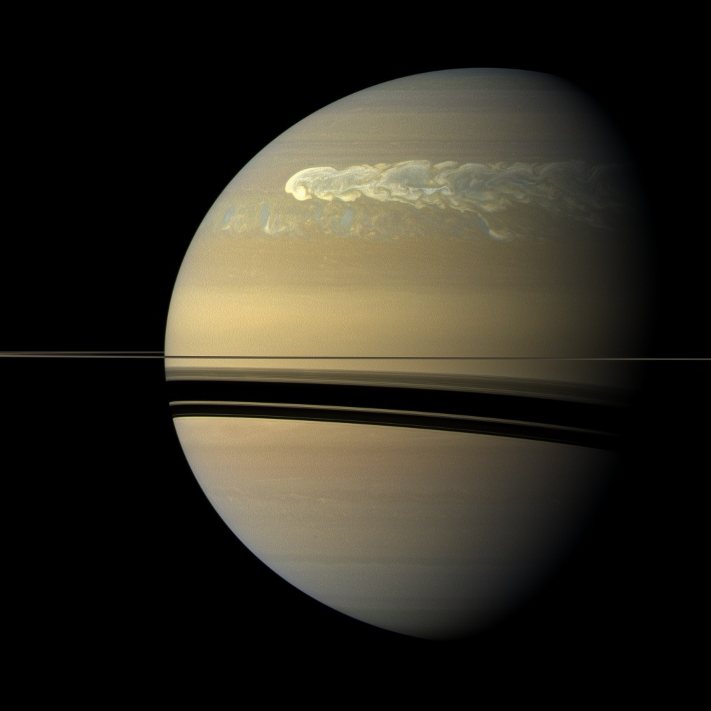 Гигантские пятна гигантских планет - 6