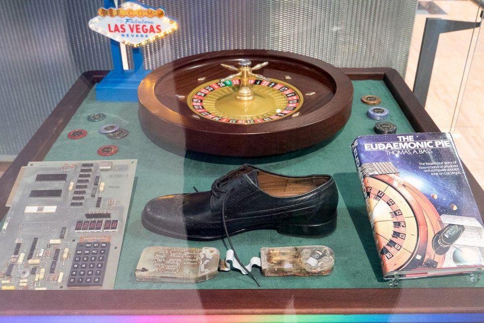 Исаак Ньютон против Лас-Вегаса: как физики использовали науку, чтобы победить рулетку - 14
