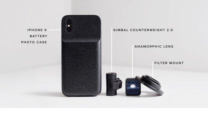 Moment удалось собрать более миллиона долларов на выпуск анаморфотной насадки и других принадлежностей для видеосъемки смартфоном