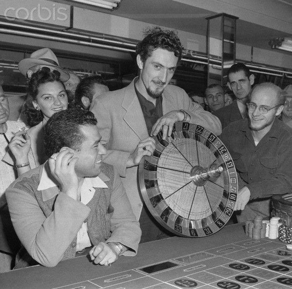 Одеваем науку: Ричард Фейнман и костюмированные вечеринки Эла Хиббса - 3