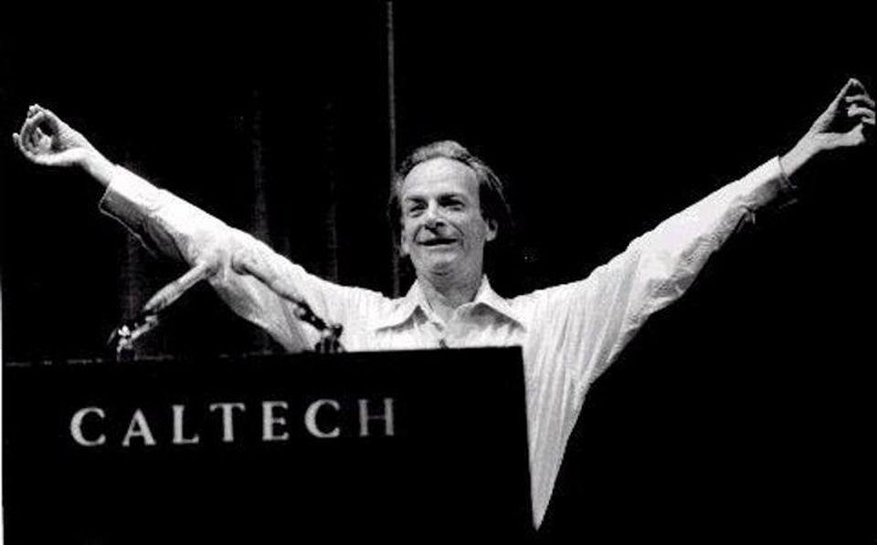 Одеваем науку: Ричард Фейнман и костюмированные вечеринки Эла Хиббса - 7