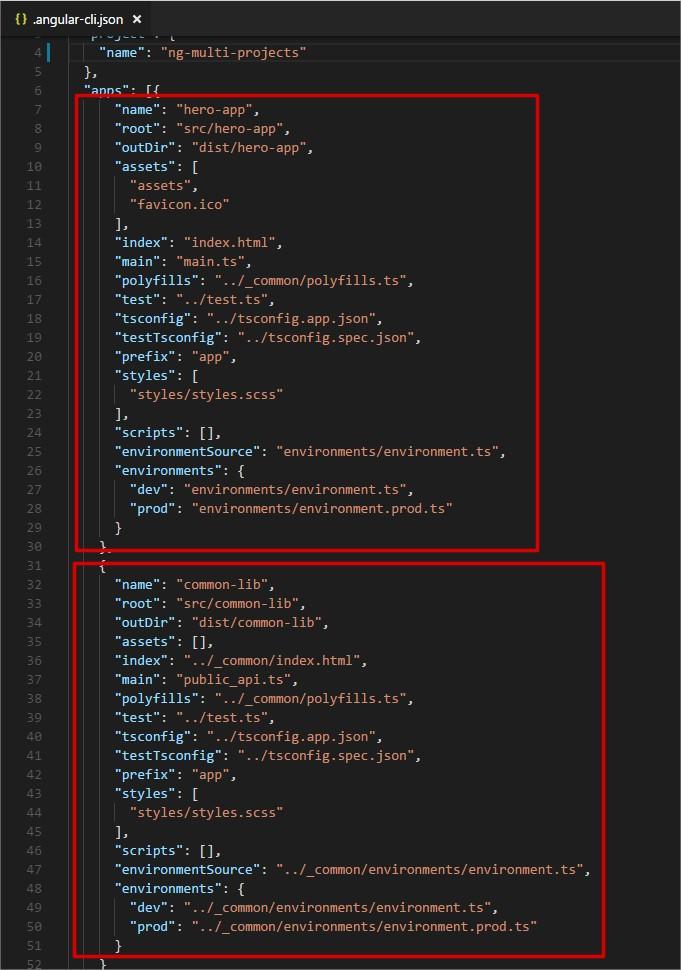 Пример организации кода для сложного Angular проекта - 3
