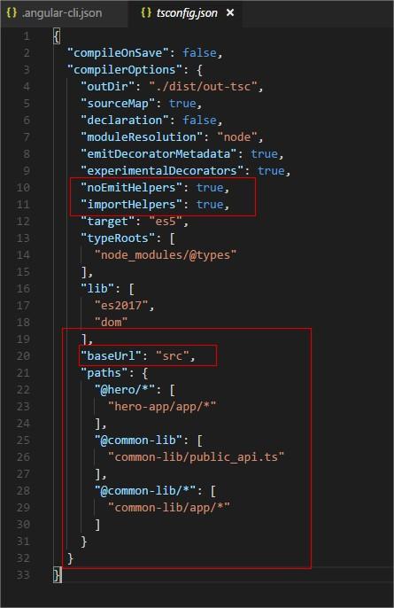 Пример организации кода для сложного Angular проекта - 4