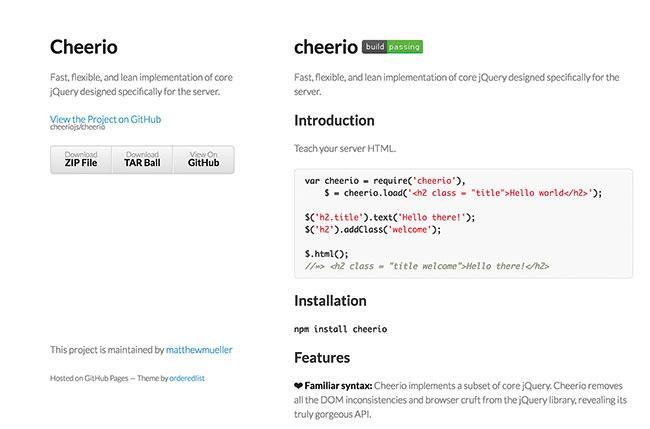 20 модулей для Node.js, о которых полезно знать - 3