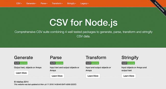 20 модулей для Node js, о которых полезно знать