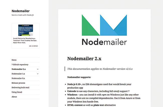 20 модулей для Node.js, о которых полезно знать - 8
