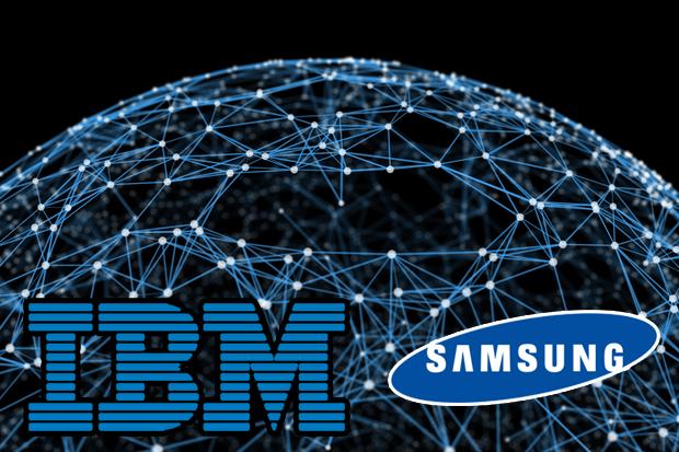 IBM, которая в течение четверти века имела наибольшее количество патентов в США, отодвинута на второе место