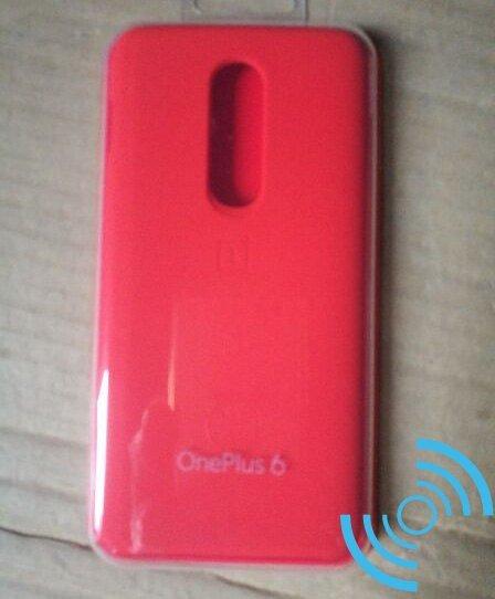 OnePlus 6, официальный чехол