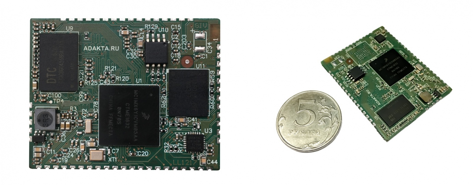 iMX6ULL. Переход к процессорным модулям - 11