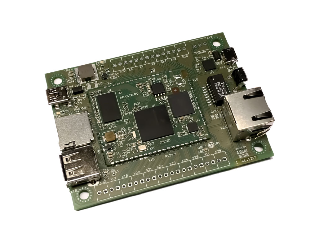 iMX6ULL. Переход к процессорным модулям - 12