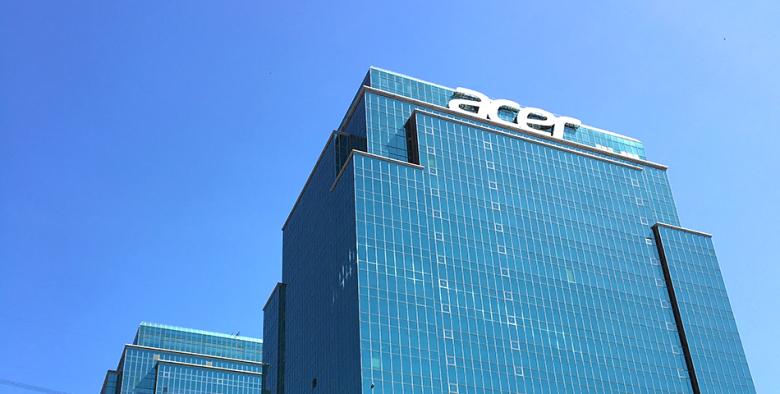 Компания Acer отчиталась за 2017 год