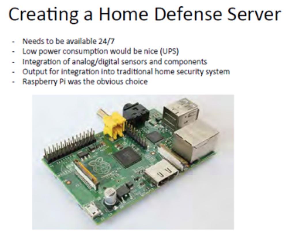 Конференция DEFCON 22. «Один дома с автоматической системой защиты». Крис Литтлбери - 14