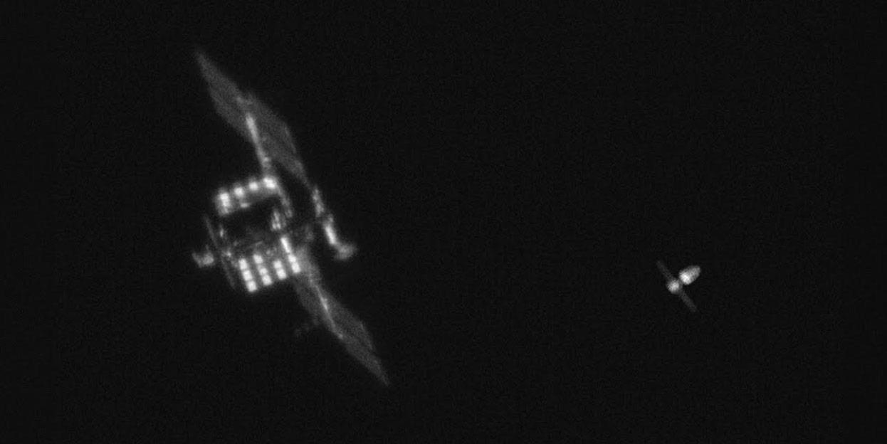 Космическая станция «Тяньгун-1» почти сгорела над Тихим океаном - 2