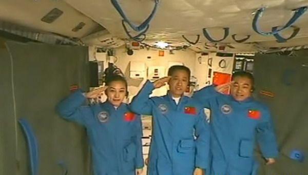 Космическая станция «Тяньгун-1» почти сгорела над Тихим океаном - 5