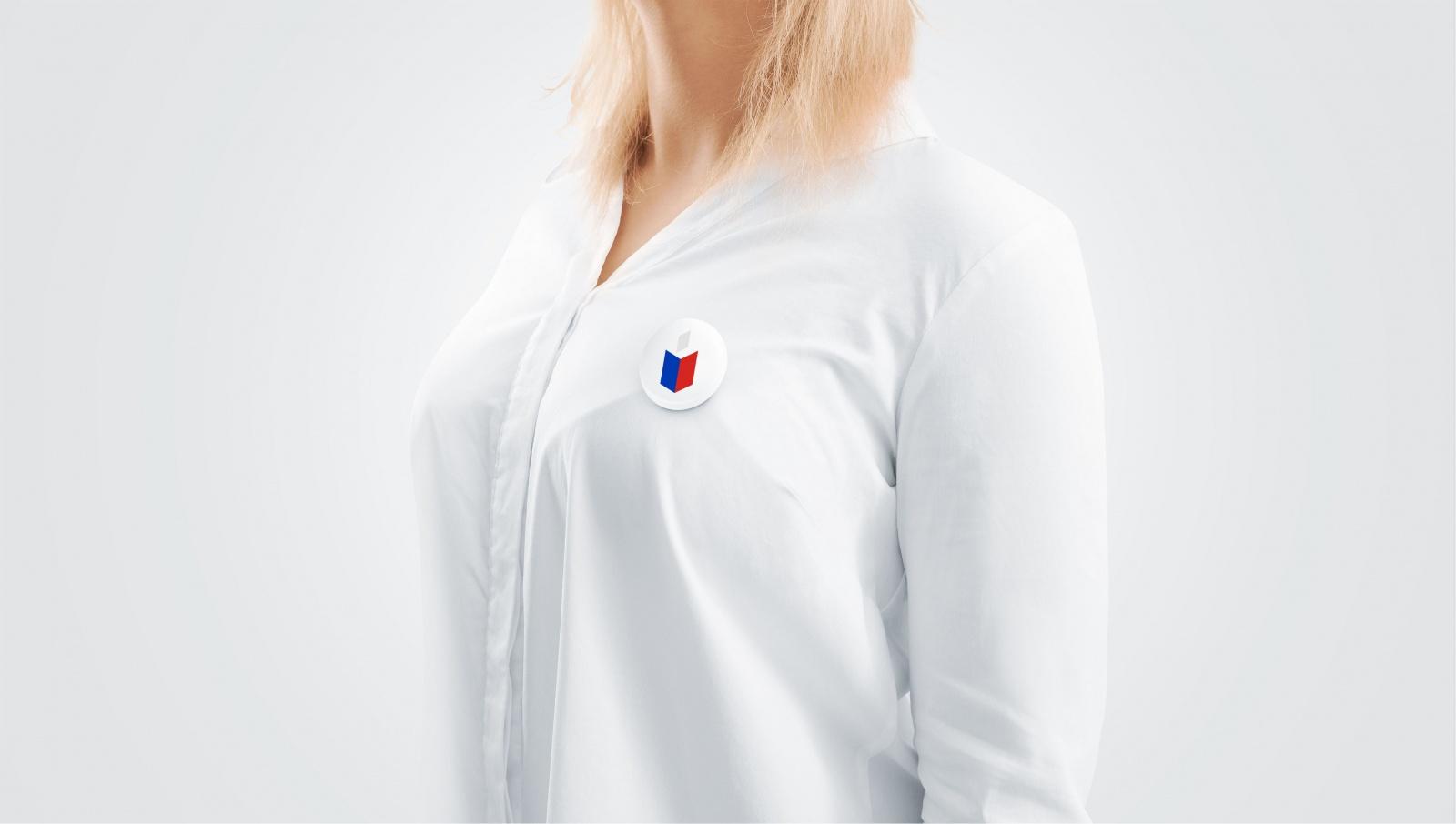 Логотип выборов за 37 миллионов VS. за 75 тысяч - 10