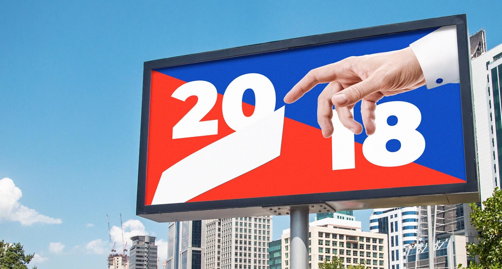 Логотип выборов за 37 миллионов VS. за 75 тысяч - 18