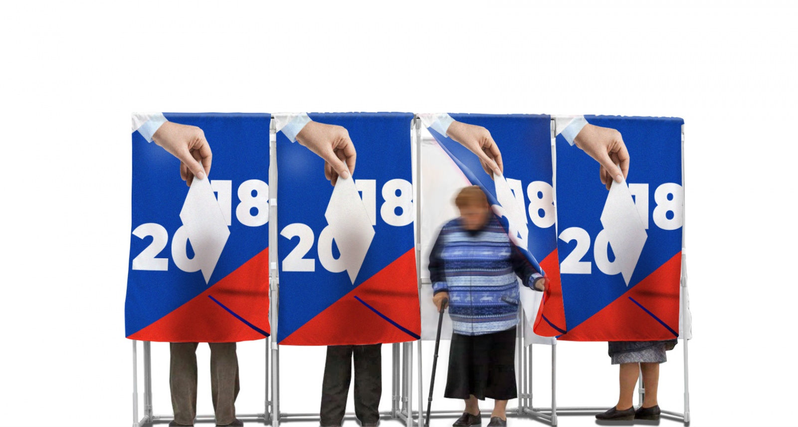 Логотип выборов за 37 миллионов VS. за 75 тысяч - 21
